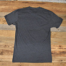 Load image into Gallery viewer, Men's Prismatic Bison Tee - Charcoal