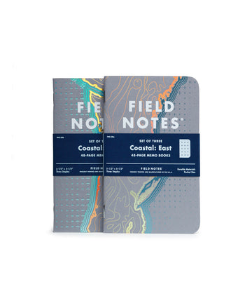West Coast Field Notes - 3 Pack