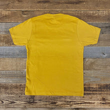 Load image into Gallery viewer, Youth Bison Peak Tee - Mustard