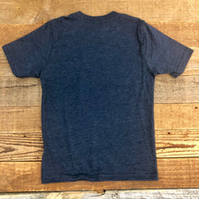 Load image into Gallery viewer, Youth Bison Peak Tee - Midnight Navy
