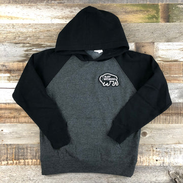 Youth Surf Wyoming® PATCH HOODIE