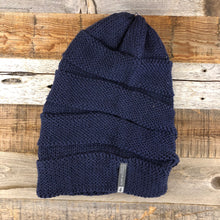 Load image into Gallery viewer, Surf Wyoming-RIBBER BEANIE • TWO COLORS-Navy-
