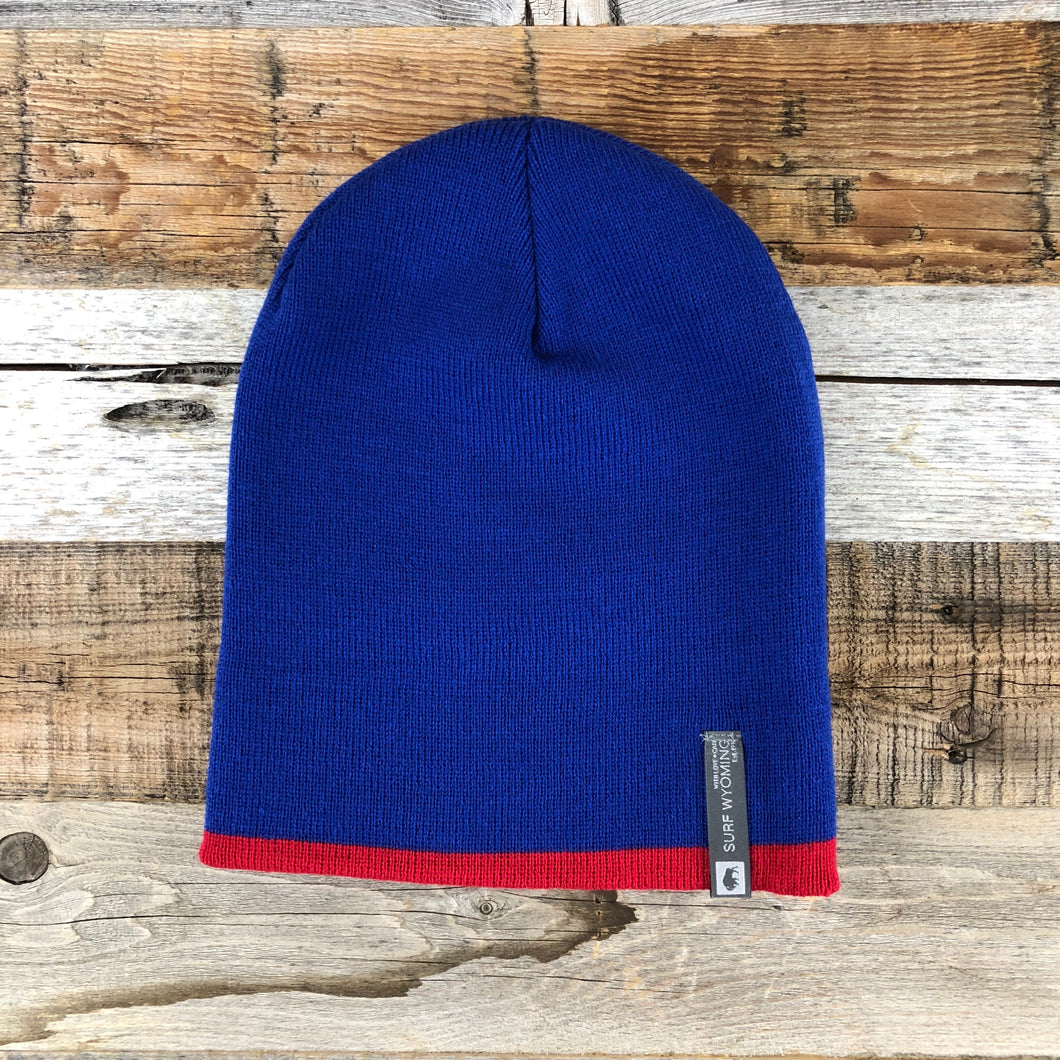 Surf Wyoming-Toboggan Beanie - 3 colors-