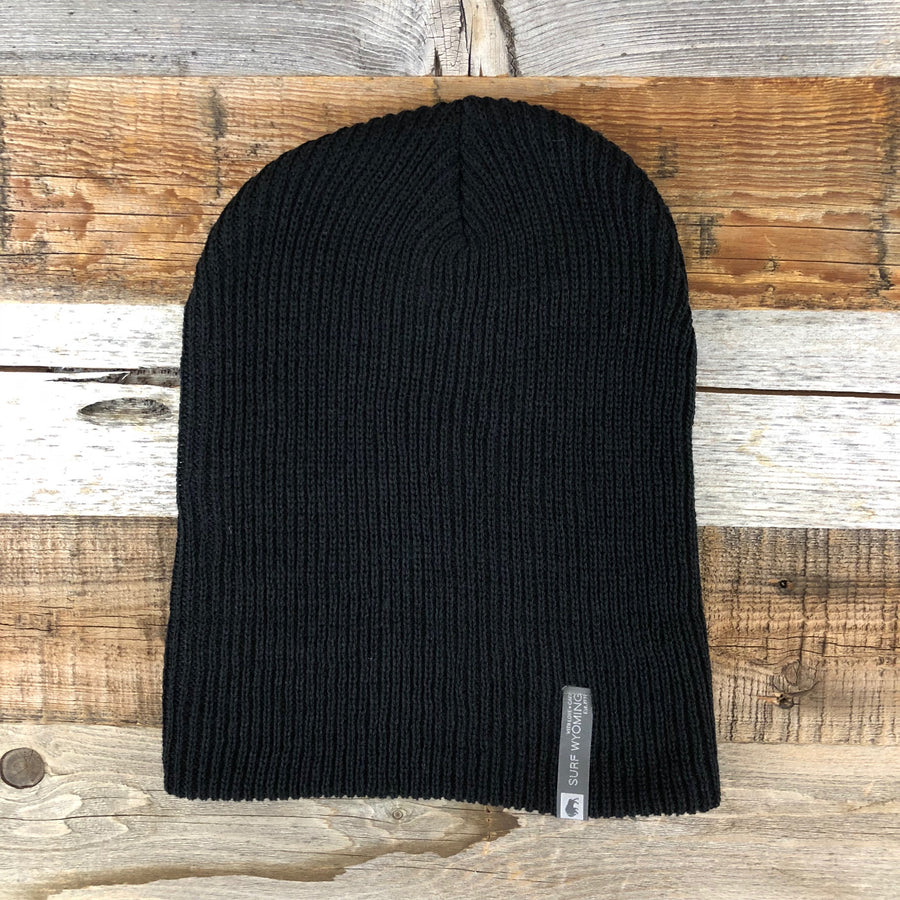 STOWAWAY BEANIE • THREE COLORS