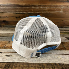 Load image into Gallery viewer, First Park Bison Trucker - Light Blue