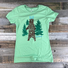Load image into Gallery viewer, Surf Wyoming-Women's Surf Wyoming® Ursa Major Tee- Spearmint-