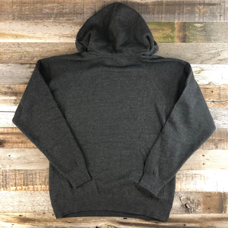 UNISEX YELLOWSTONE x SW COLLECTION Old Faithful Hoodie - Charcoal