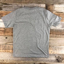 Load image into Gallery viewer, Youth YELLOWSTONE x SW COLLECTION Get Lost Tee - Heather Grey