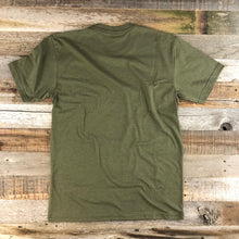 Load image into Gallery viewer, Men's YELLOWSTONE COLLECTION x SW Golden Moose - Military Green