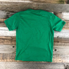 Load image into Gallery viewer, Youth YELLOWSTONE x SW COLLECTION Yellowstone Tee - Kelly Green