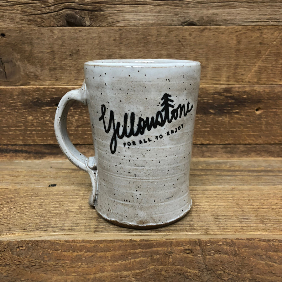 YELLOWSTONE COLLECTION For All To Enjoy Mug