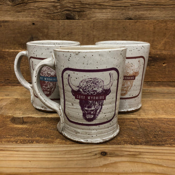 Surf Wyoming® Bison Mug