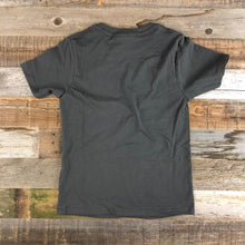 Load image into Gallery viewer, Youth YELLOWSTONE x SW COLLECTION YNP Tee - Charcoal