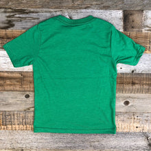 Load image into Gallery viewer, Youth Censored Bison Tee - Lander Green