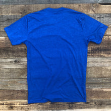 Load image into Gallery viewer, Men's SURF WYOMING® Hang Twenty Tee- Royal Blue