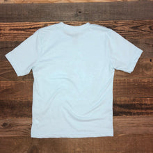 Load image into Gallery viewer, Surf Wyoming® Youth GAS HOLE Tee - Ice Blue