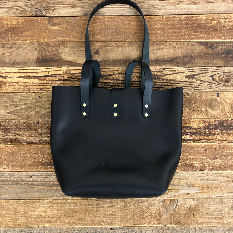 SURF WYOMING BIG HORN TOTE - BLACK