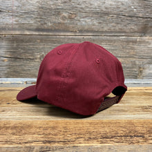 Load image into Gallery viewer, Poler Stuff Dadlin Dad hat - cardinal