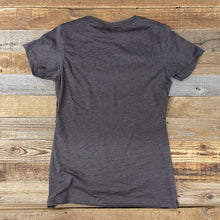 Load image into Gallery viewer, W's Prismatic Bison Tee - Espresso