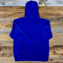 Load image into Gallery viewer, Unisex Intermix Bison Hoodie - Cobalt