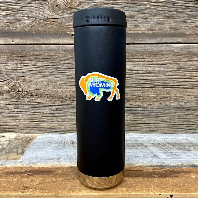 20oz. Wide Mouth Insulated Stainless Bottle - Grand Prismatic
