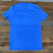 Load image into Gallery viewer, Men's Soda Script Tee - Royal