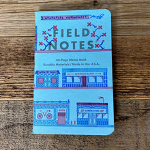 Load image into Gallery viewer, Field Notes Letterpress Series C - 3-Pak