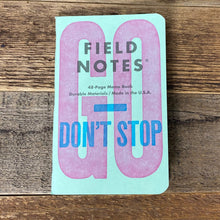 Load image into Gallery viewer, Field Notes Letterpress Series B - 3-Pak