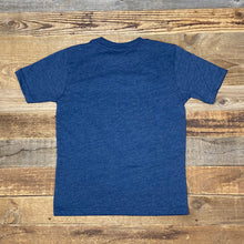 Load image into Gallery viewer, Youth Bear Peak Tee - Midnight Navy