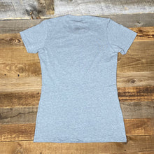 Load image into Gallery viewer, Women's Timberline Horizon Tee - Cool Grey