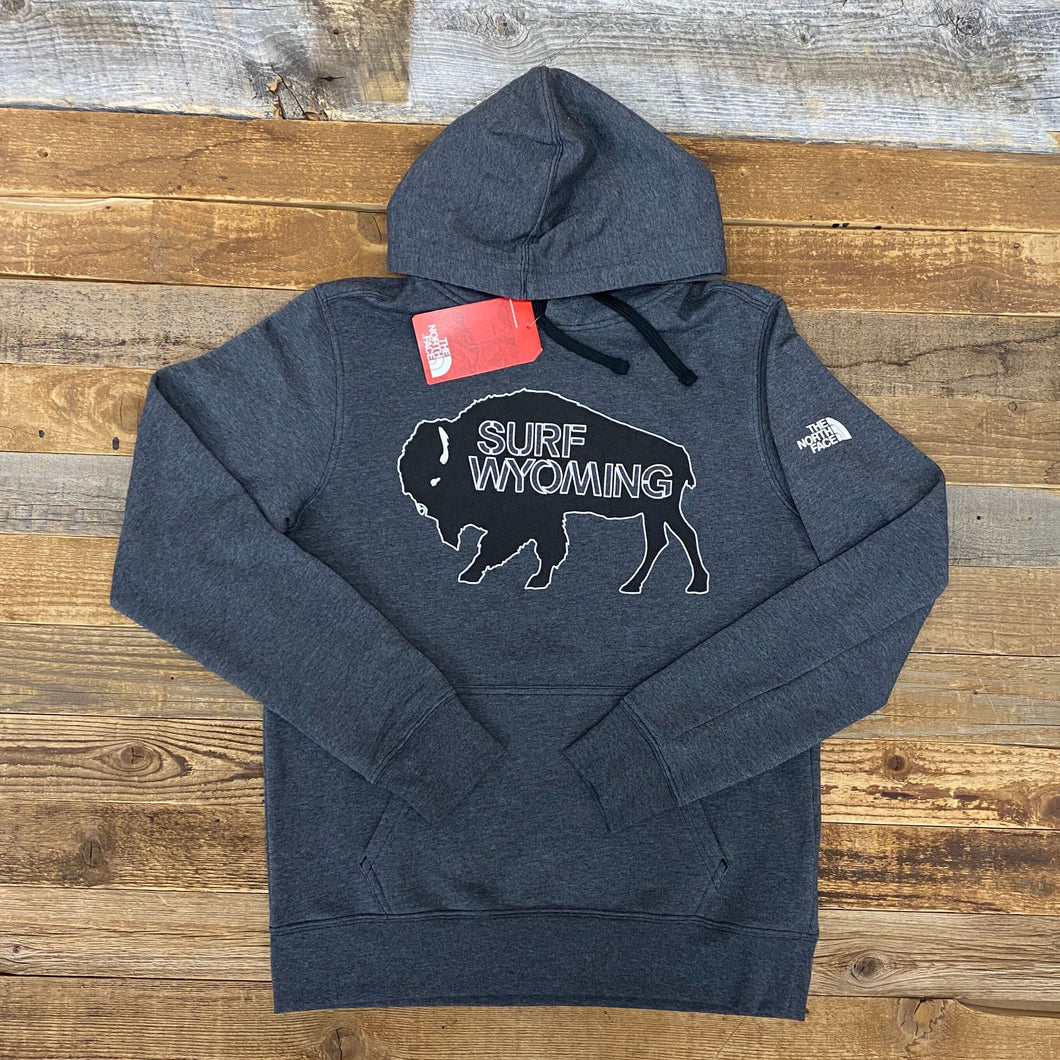 Unisex The North Face x Surf Wyoming Winter Hood - Outline Bison/Carbon Grey