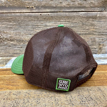 Load image into Gallery viewer, Bear Peak Trucker Hat - Green