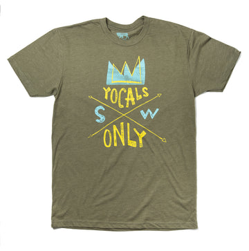 Men's SURF WYOMING® Yocals Only - Pine Green