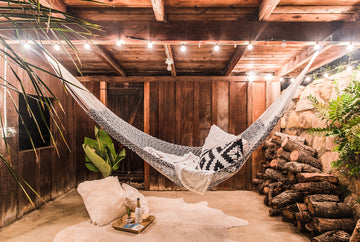 Surf Wyoming x Yellow Leaf Hammocks - Tumbleweed Hammock