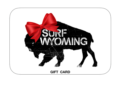 Surf Wyoming-Surf Wyoming Gift Cards-