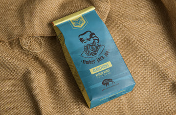 TIMBER JACK JOE COFFEE - RENDEZVOUS ROAST *WHOLE BEAN* - Medium roast