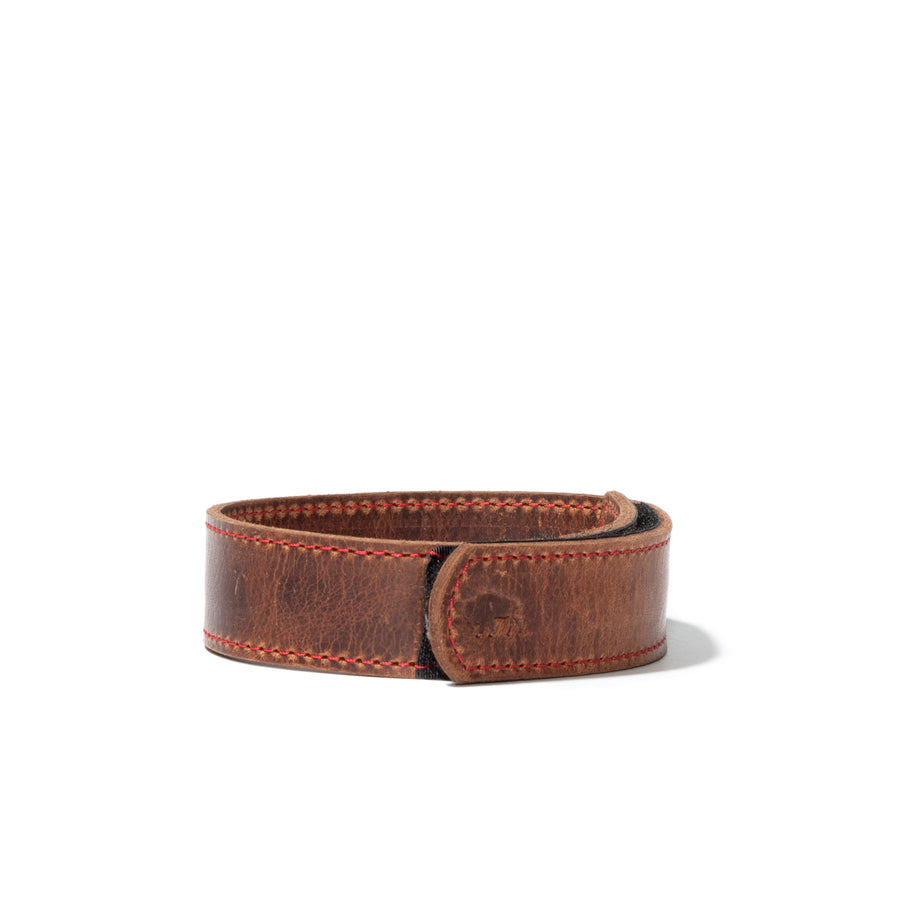 Surf Wyoming Leather Ski and Pant Strap - Limited Edition