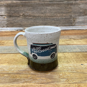 Vanlife Handcrafted Mug - Two Color Options (2)