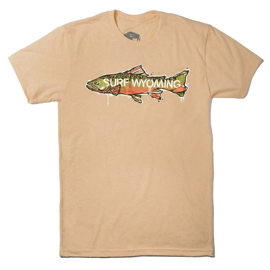 Men's SURF WYOMING® Strutta in the Trutta - Banana