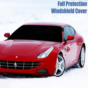 (50%OFF Sun protection, snow protection)FULL PROTECTION WINDSHIELD COVER