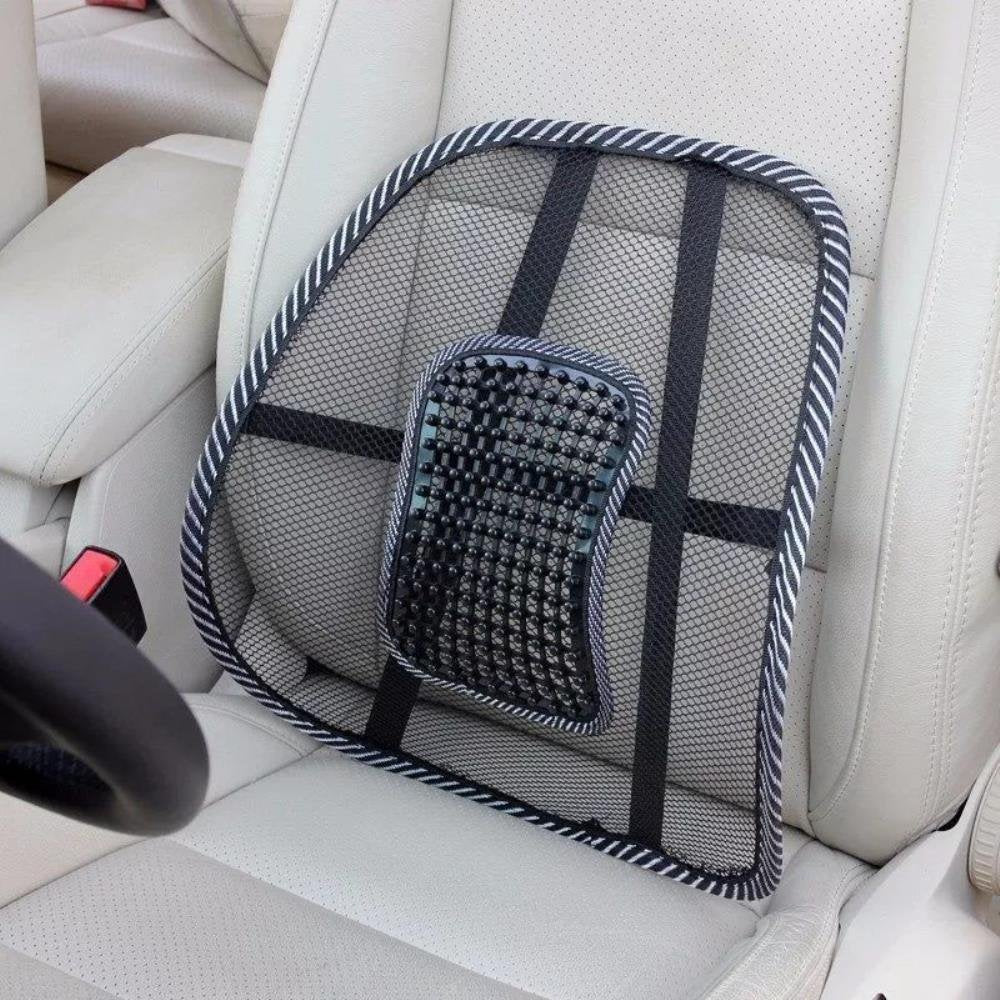 (ONLY 97 PCS REMAINING!!!)Generic Mesh Ventilation Back Rest With Lumbar Support