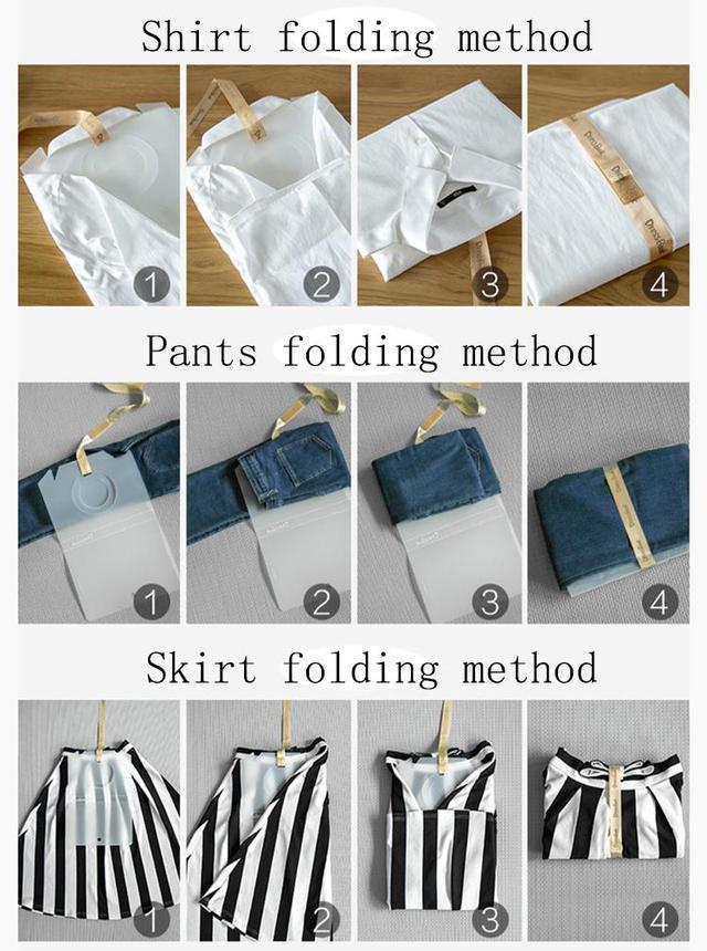 FOLDING CLOTHES EASILY(ON SALES!BUY MORE AND SAVE MORE!)