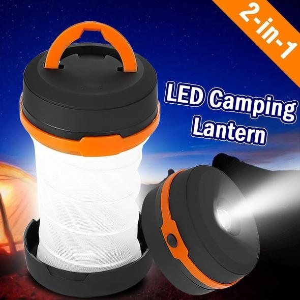 Portable LED Camping Lantern(Buy 2 free shipping)