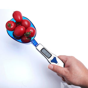 (Save $13 today)LCD Kitchen Digital Scale Measuring Spoons