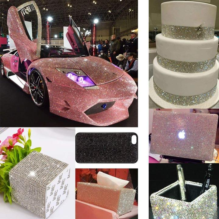 Universal Rhinestone Decorative Sticker(Hot selling 50,000 items)