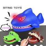 Dinosaur Biting Finger Game Funny Toys