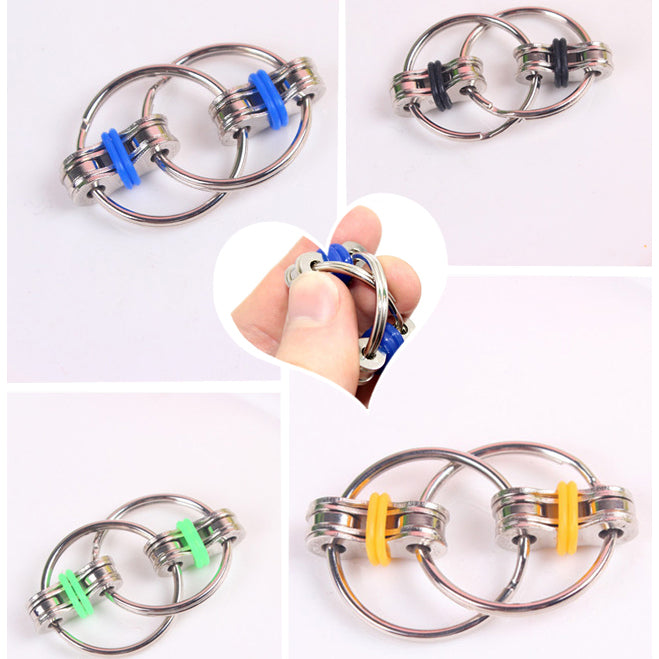 New Products Fidgets Flippy Chain Fidget Toy