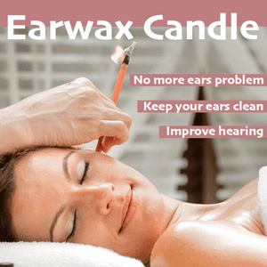 [Last day promotion 50% OFF]Earwax Candle Set