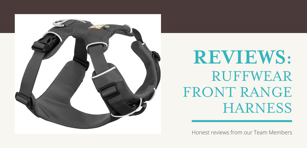 Reviews: Ruffwear Front Range Harness