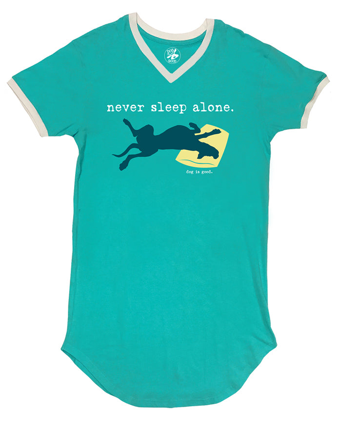 Never Sleep Alone Sleep Shirt